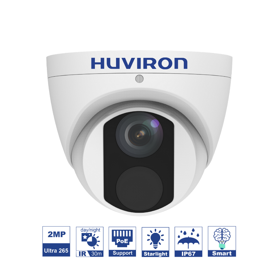 Camera Dome HU-ND222DS/I3E
