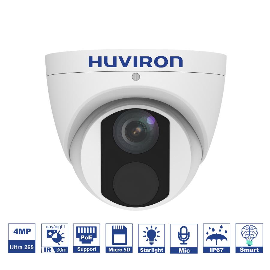 Camera Dome HU-ND422DMS/I3E