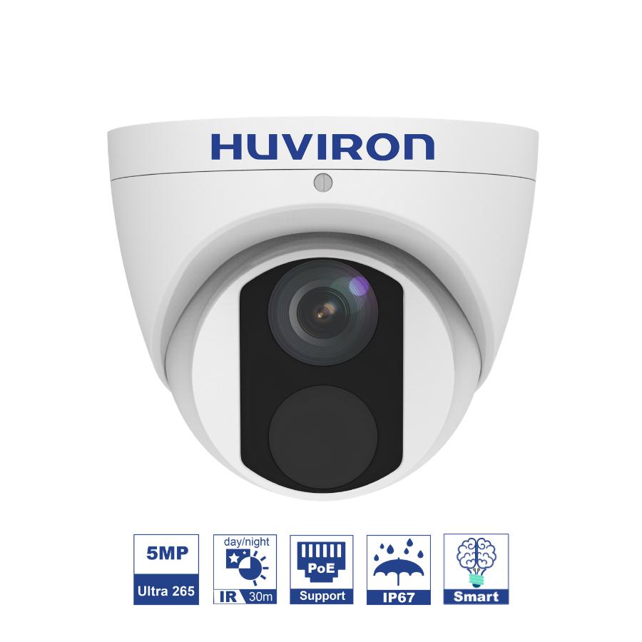 Camera Dome HU-ND522D/I3E